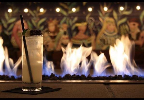 Barrel Theif Fire